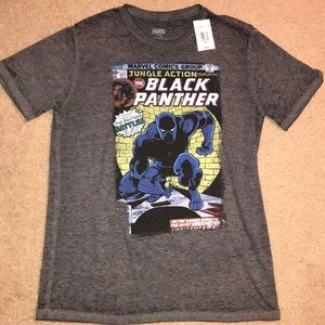 Marvel Black Panther t-shirt. Brand new